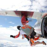 Výskok z letadla, tandemový seskok